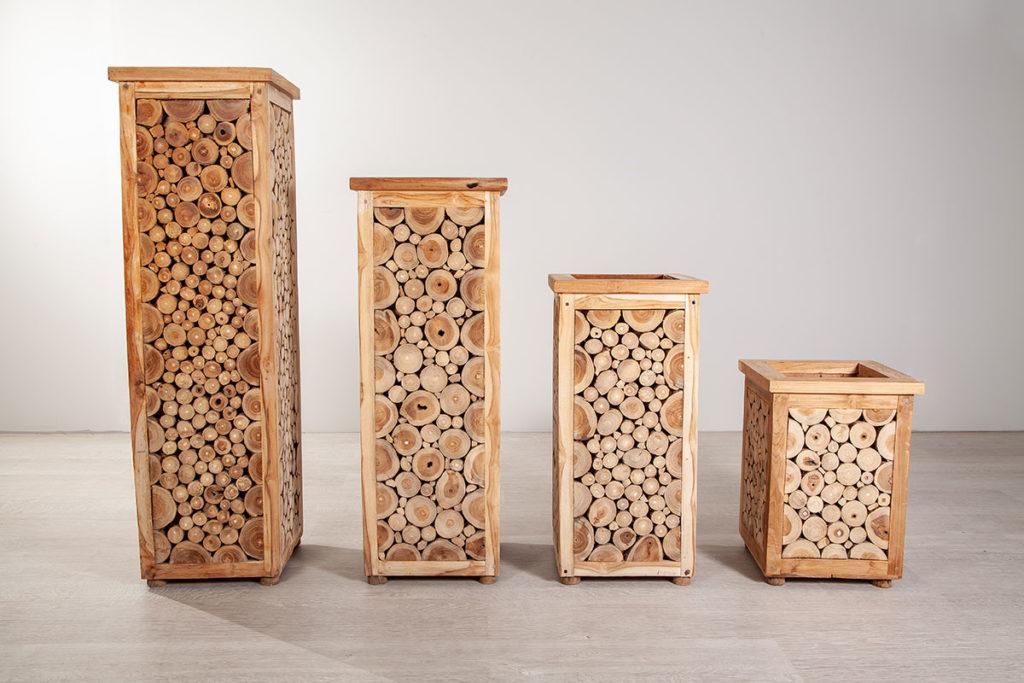 Vasen - hochwertige Massivholz-Möbel