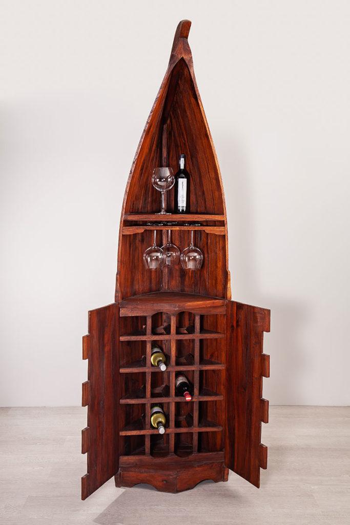 Weinregal - Recycling-Möbel, Designermöbel