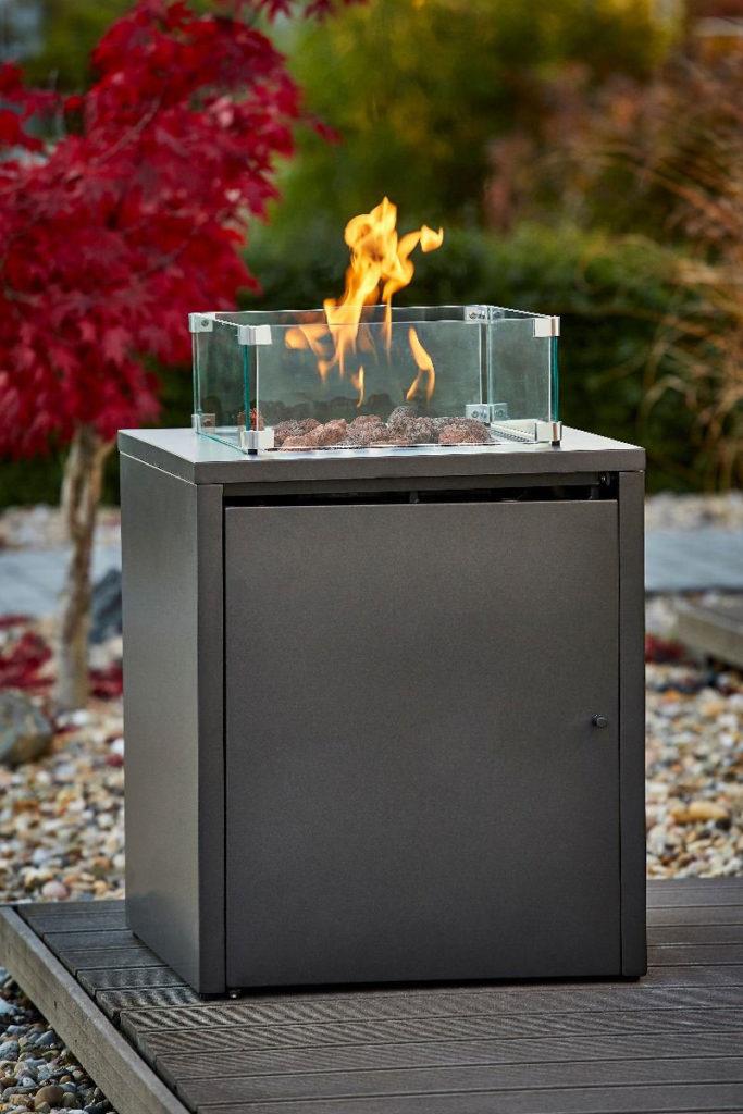 Feuertisch, hochwertige Gartenmöbel